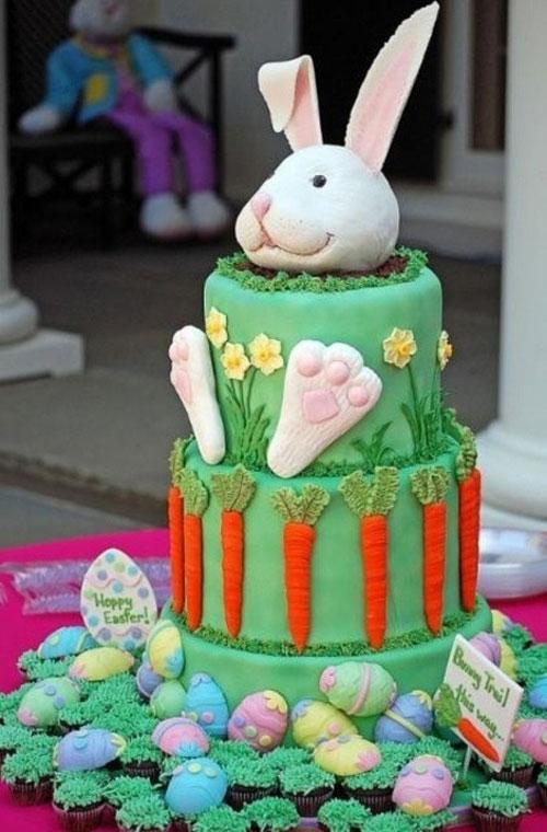 Foto della torta di Pasqua n. 15