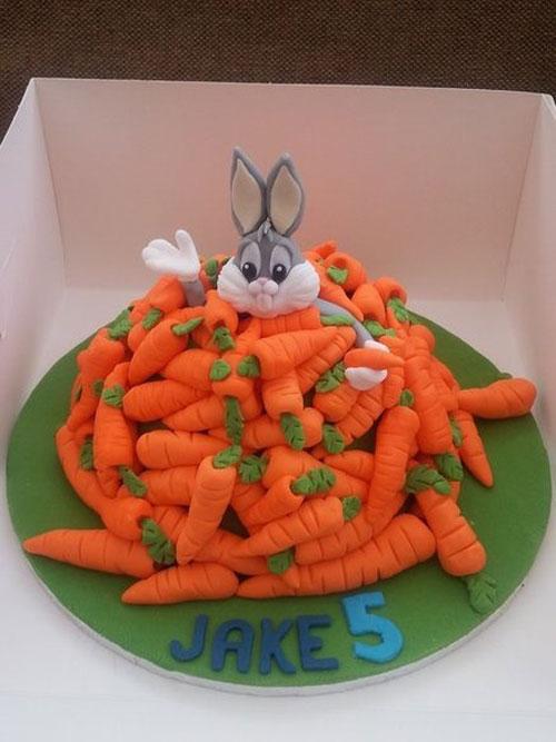 Foto della torta di Pasqua n. 17