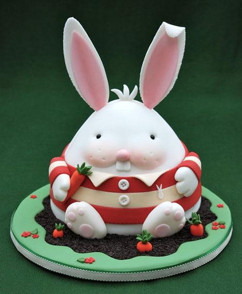Foto della torta di Pasqua n. 18