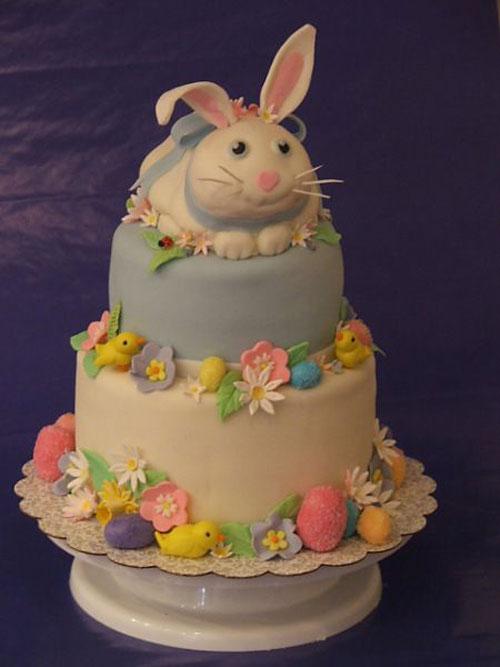 Foto della torta di Pasqua n. 21