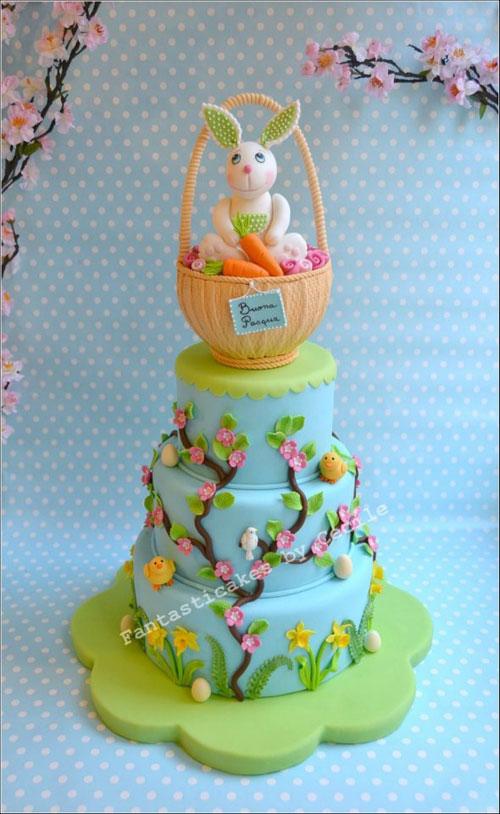 Foto della torta di Pasqua n. 27