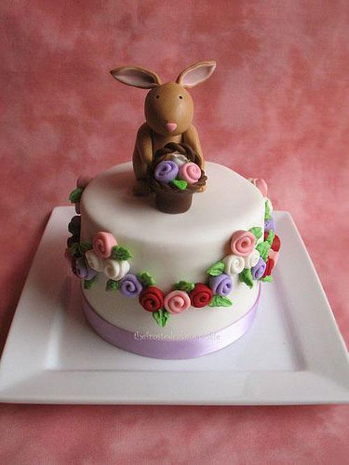 Foto della torta di Pasqua n. 28