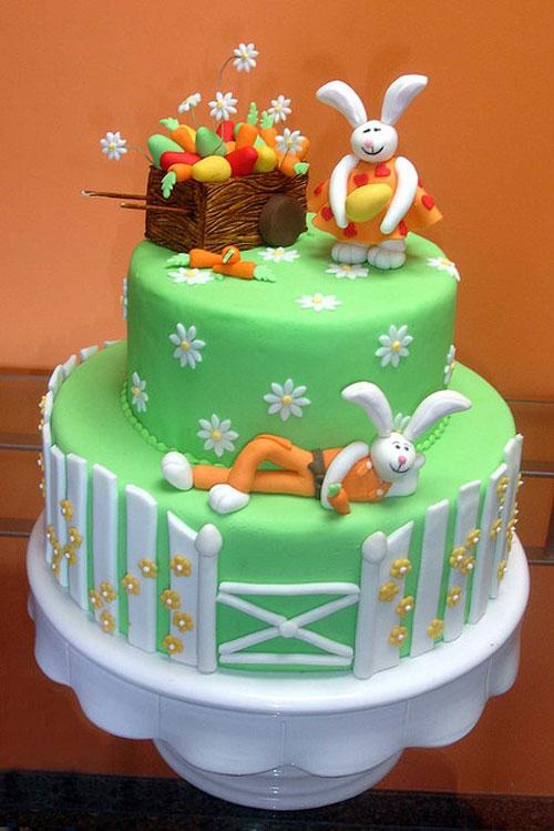 Foto della torta di Pasqua n. 31