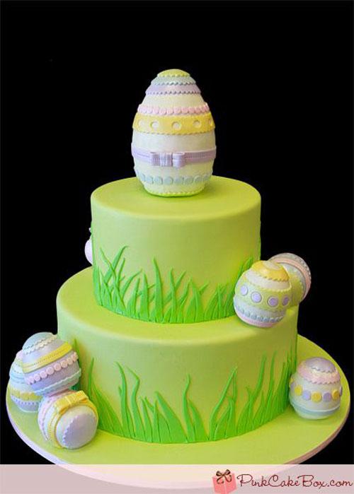 Foto della torta di Pasqua n. 33