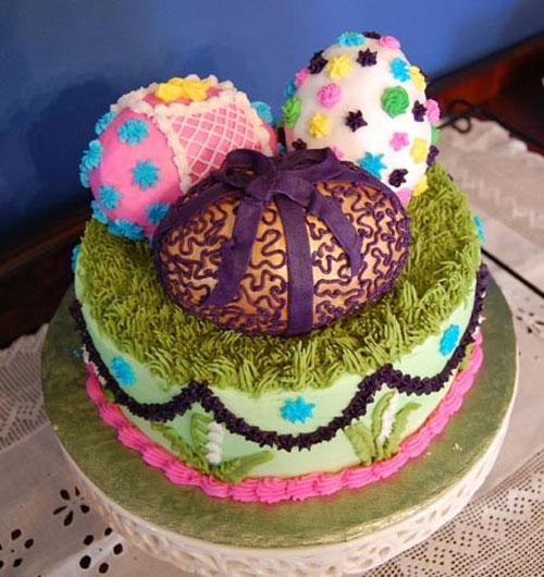 Foto della torta di Pasqua n. 41