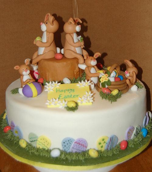 Foto della torta di Pasqua n. 43