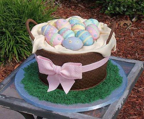 Foto della torta di Pasqua n. 46