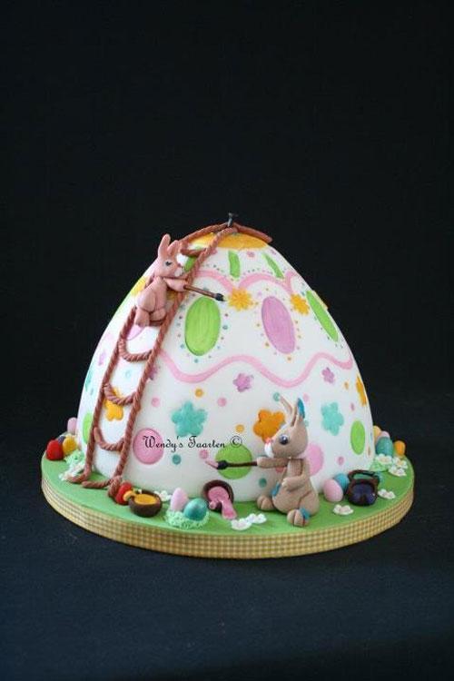 Foto della torta di Pasqua n. 62