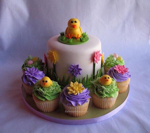 Foto della torta di Pasqua n. 66