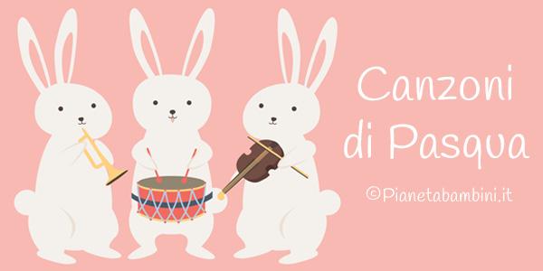 Canzoni di Pasqua per bambini da ascoltare online