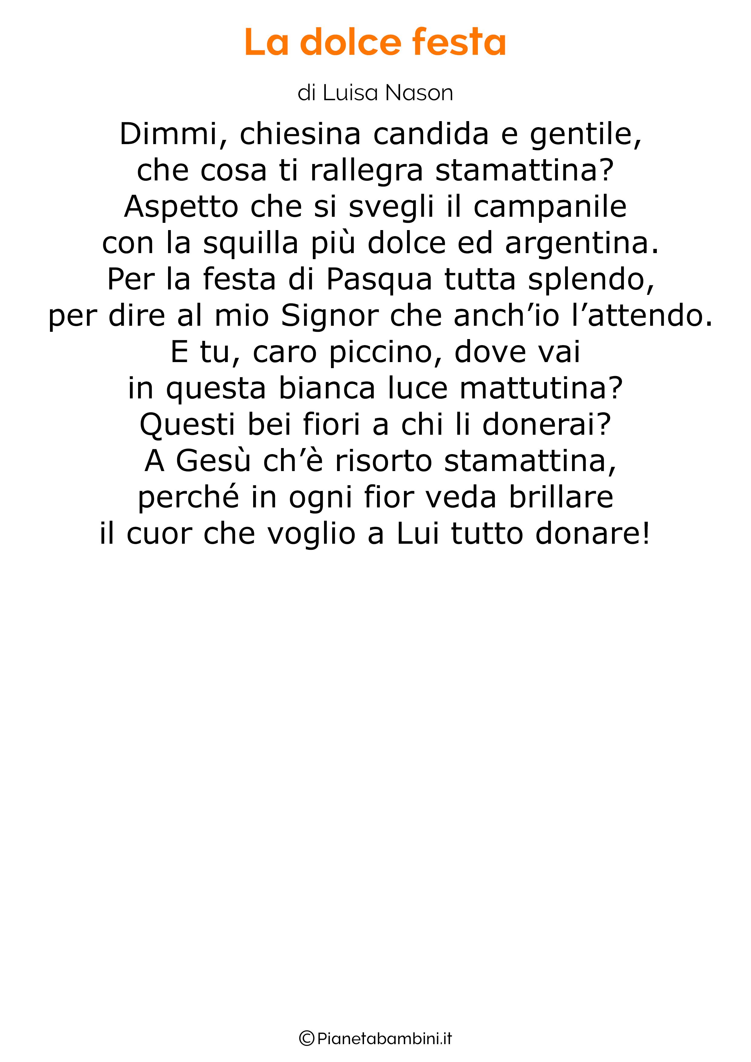 Poesia di Pasqua 05