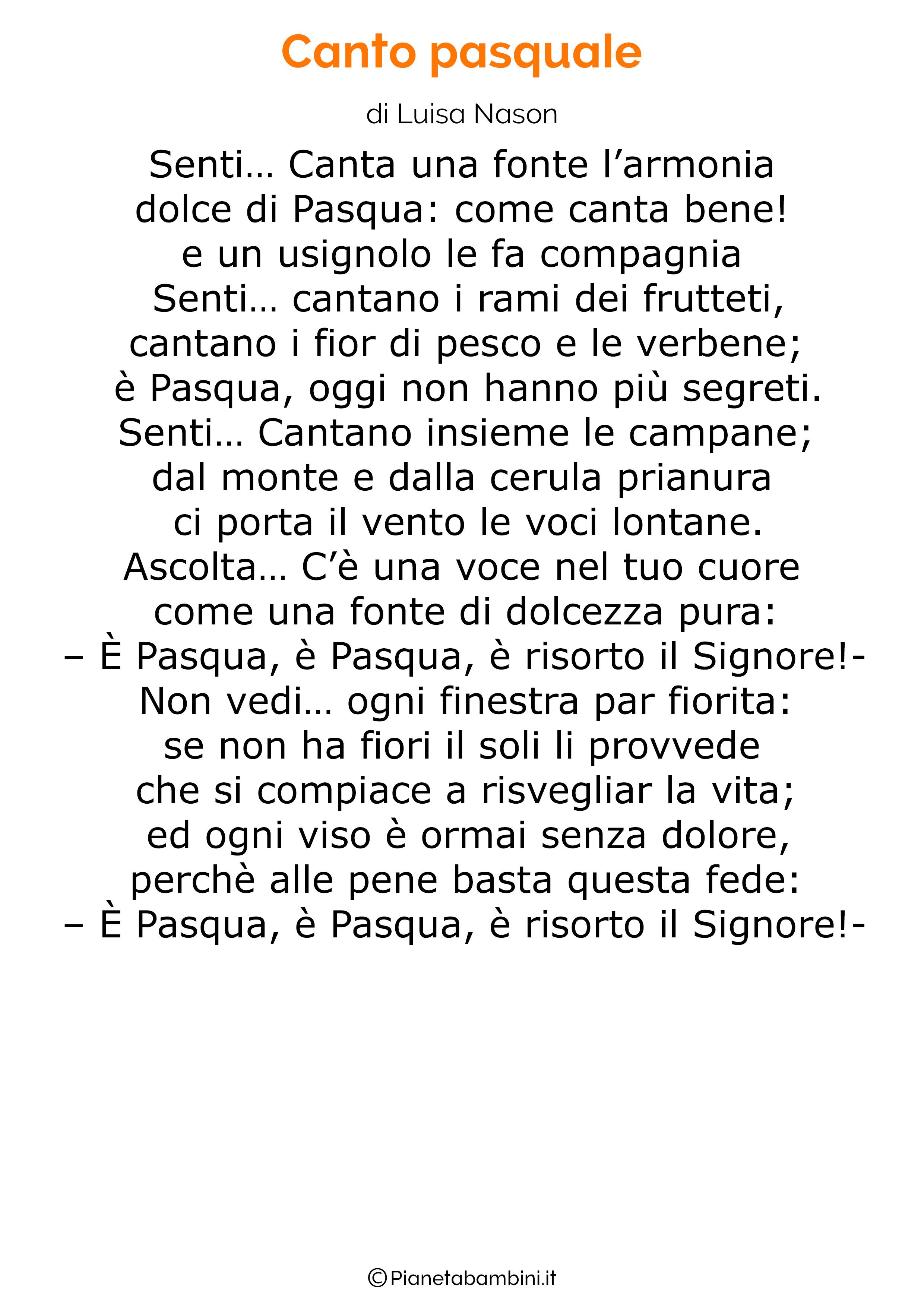 Poesia di Pasqua 06