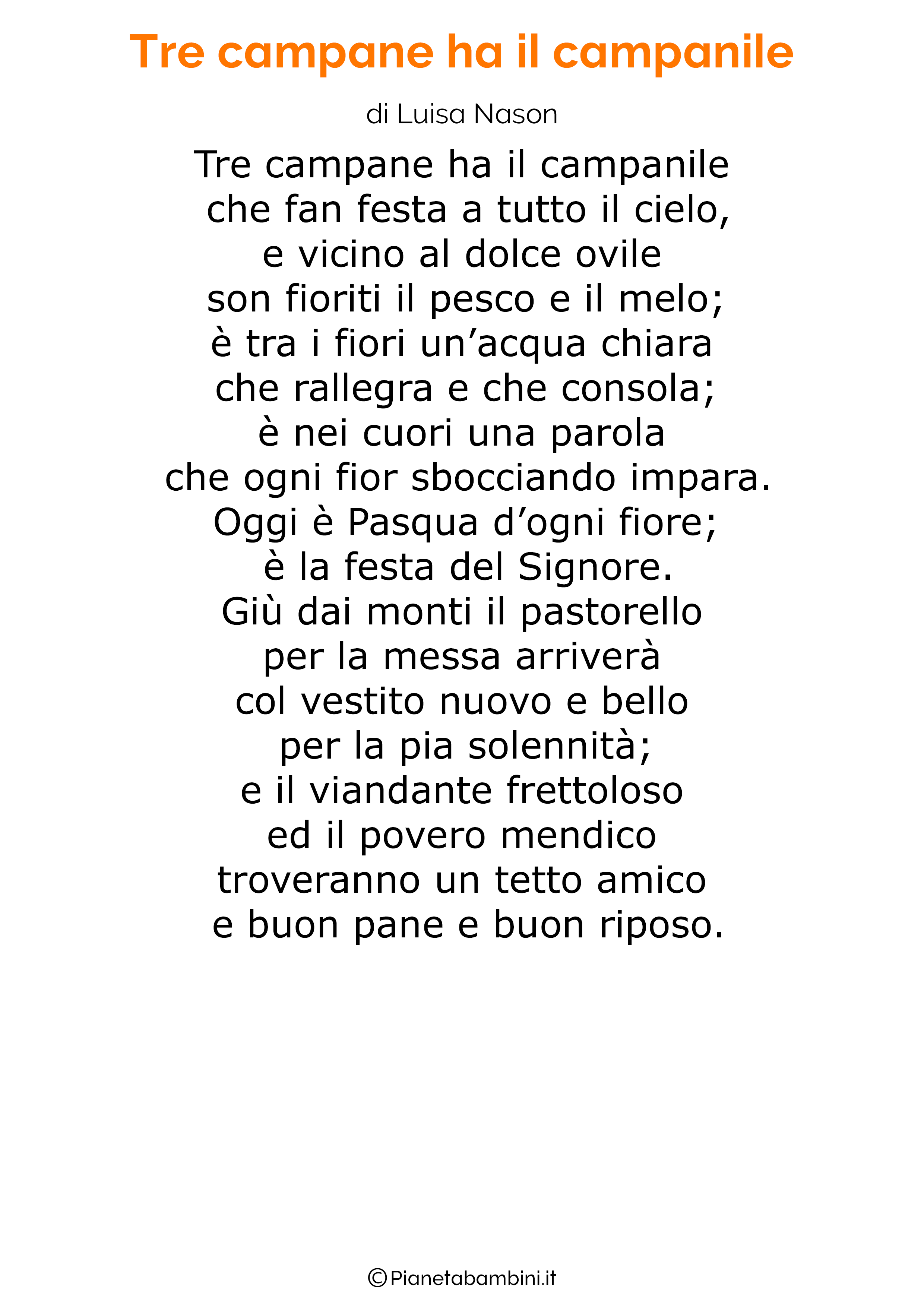Poesia di Pasqua 09