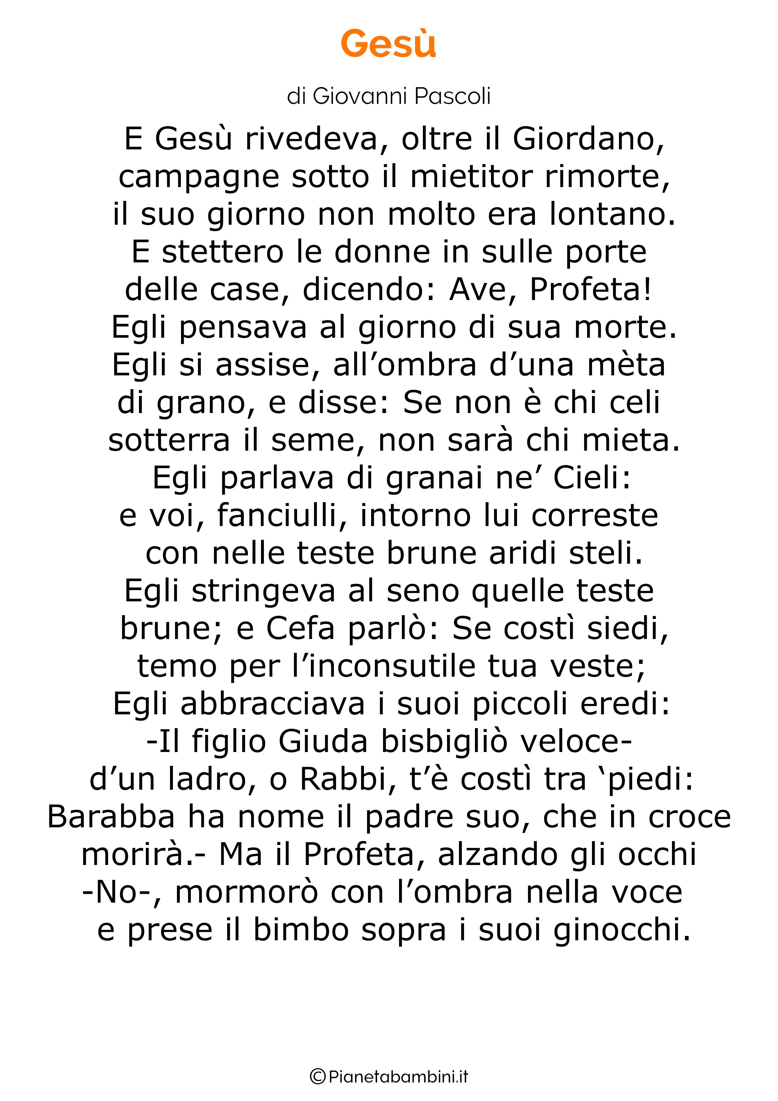 Poesia di Pasqua 13