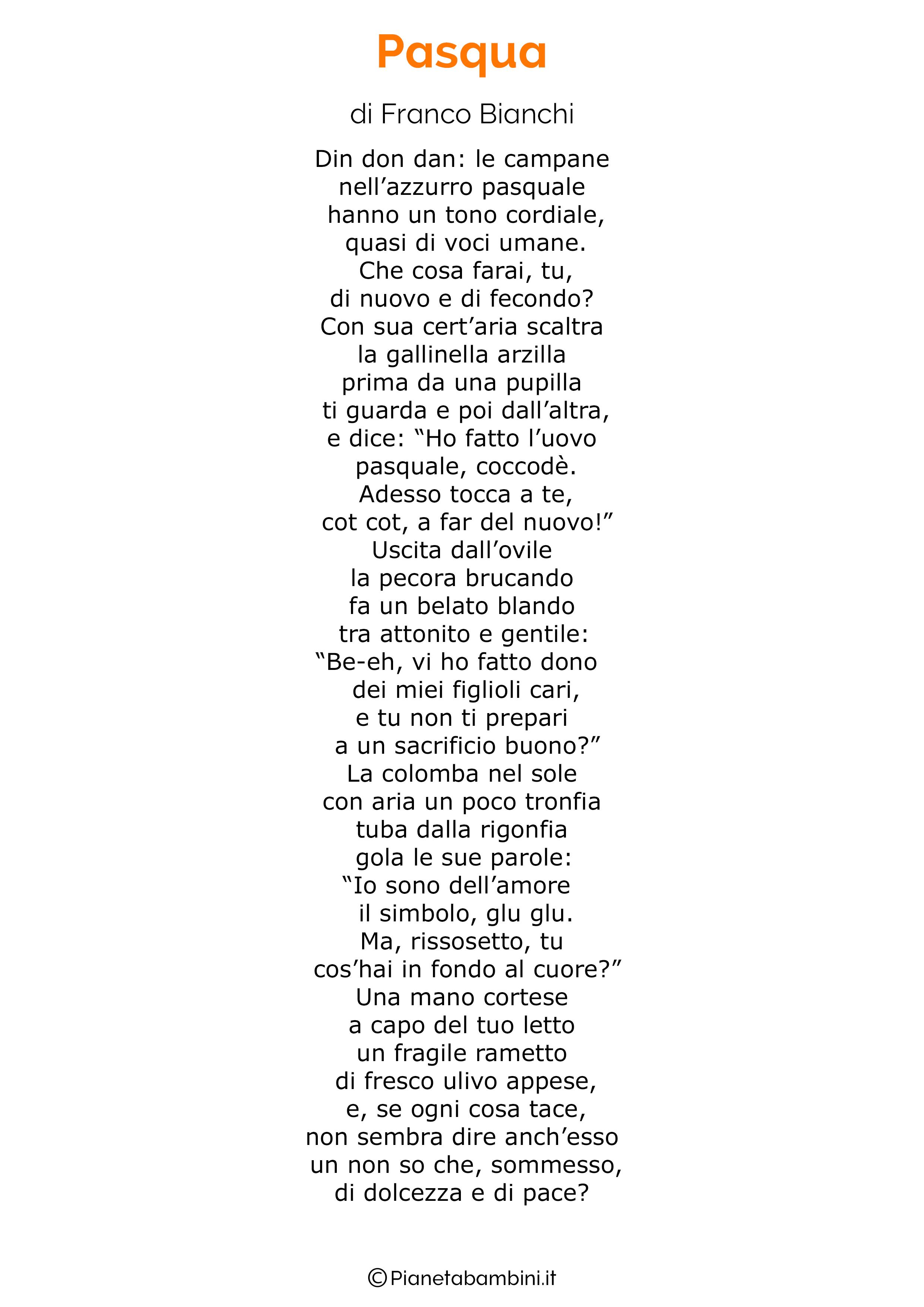 Poesia di Pasqua 29