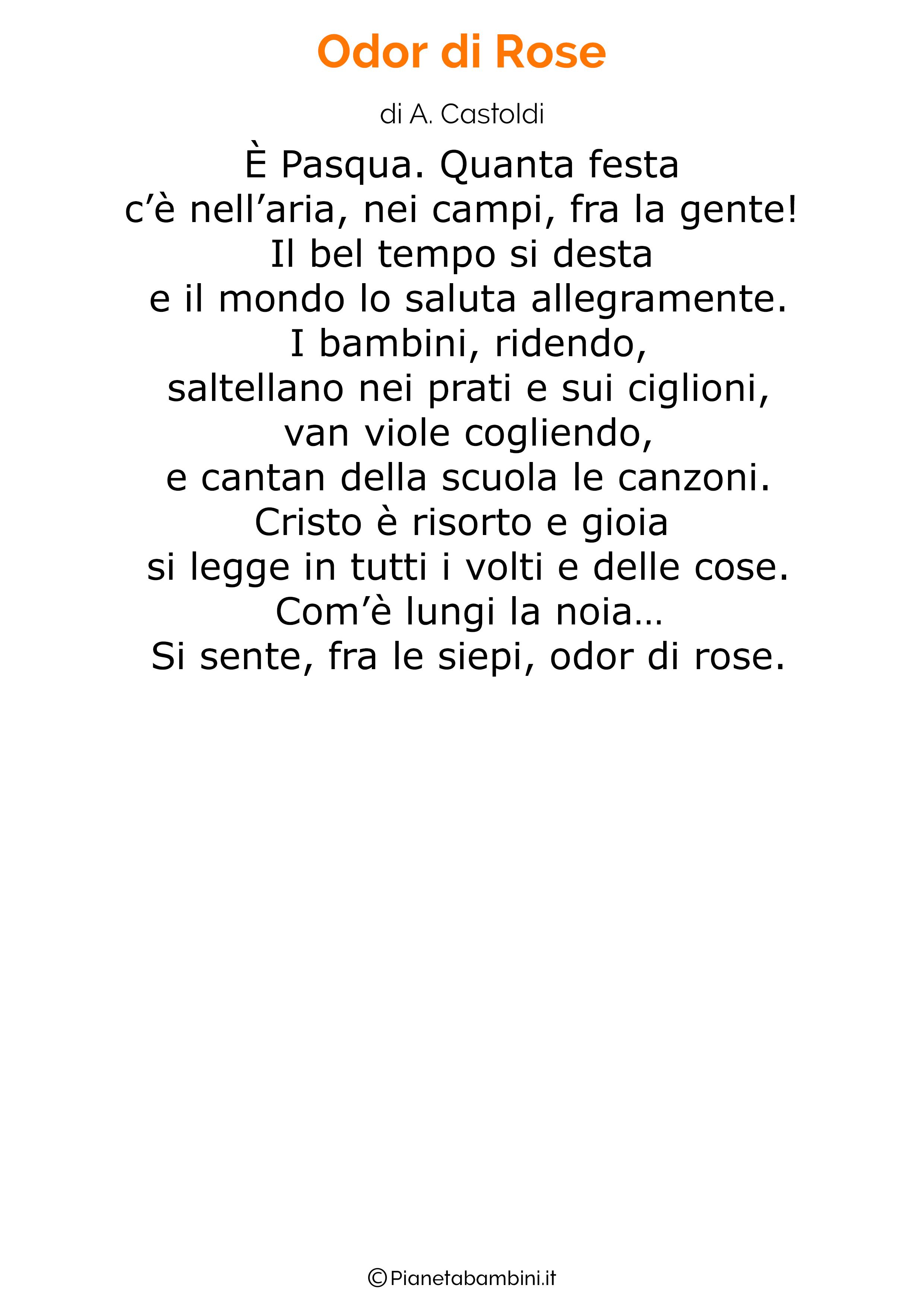 Poesia di Pasqua 33