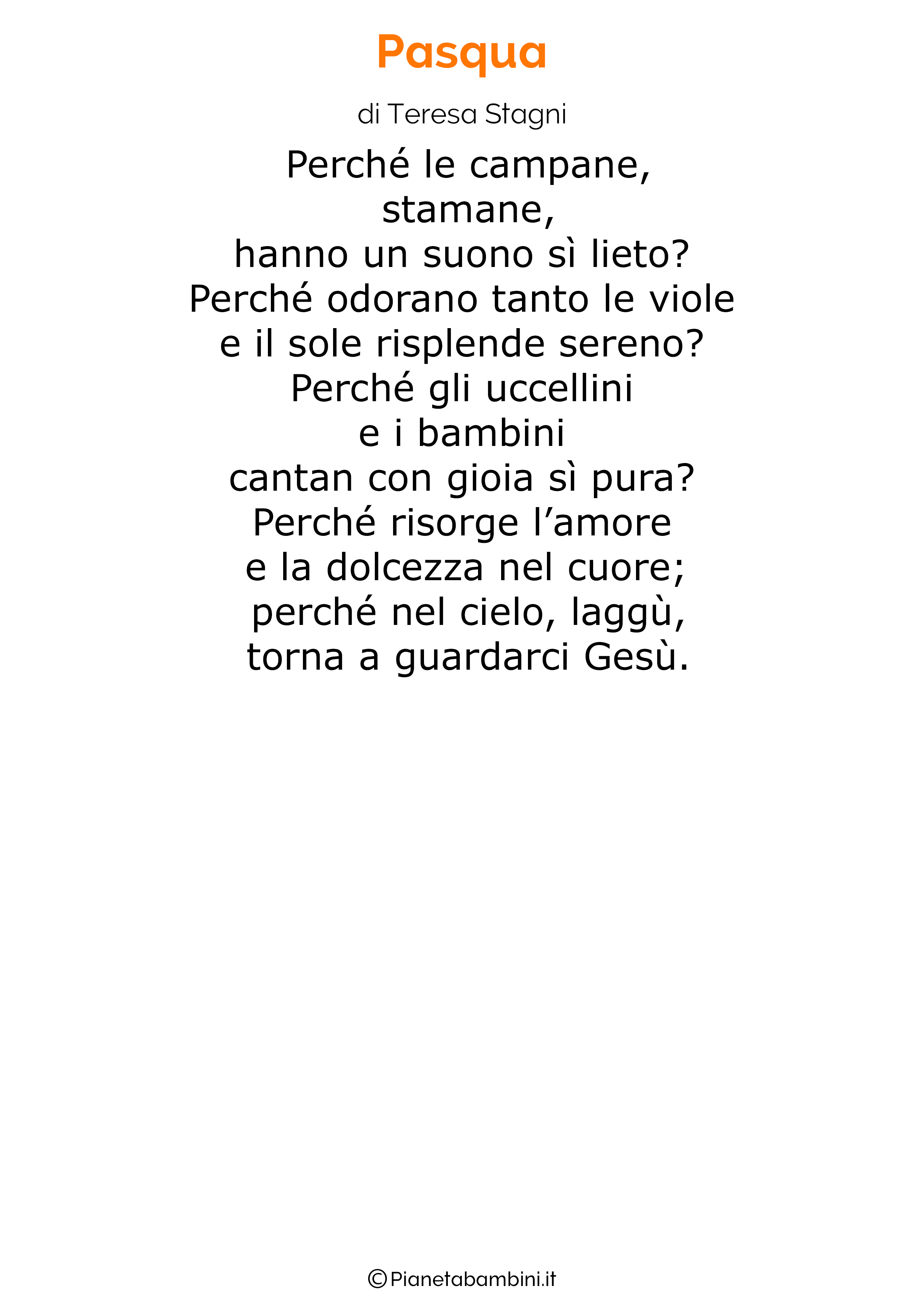 Poesia di Pasqua 34