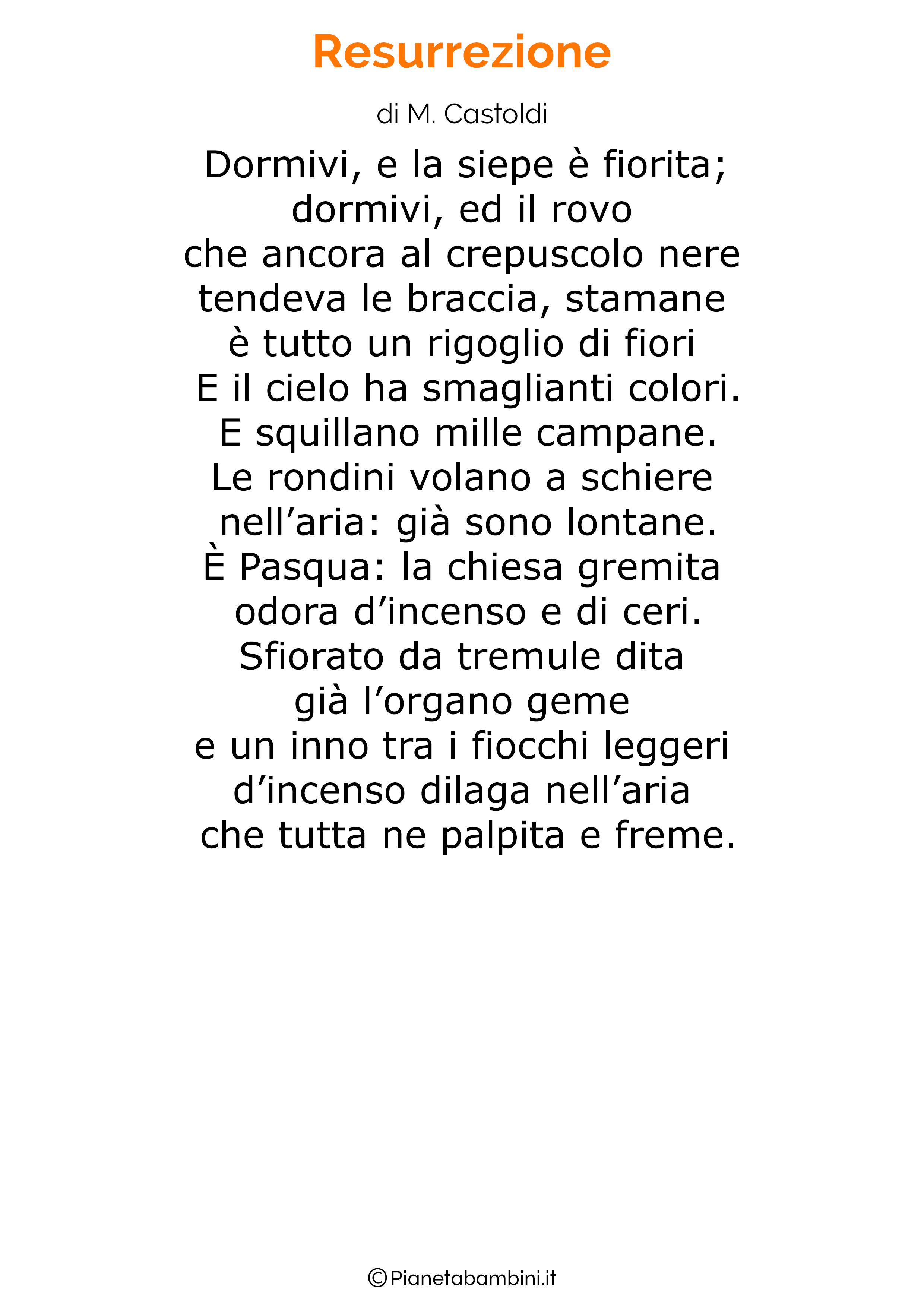 Poesia di Pasqua 38