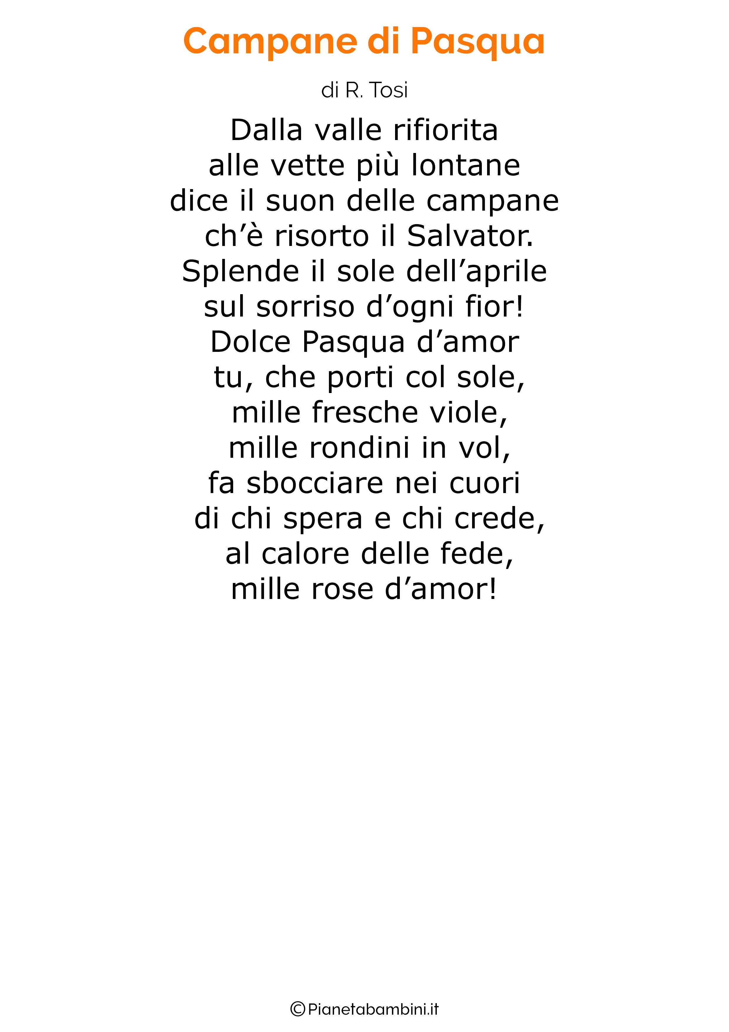 Poesia di Pasqua 40