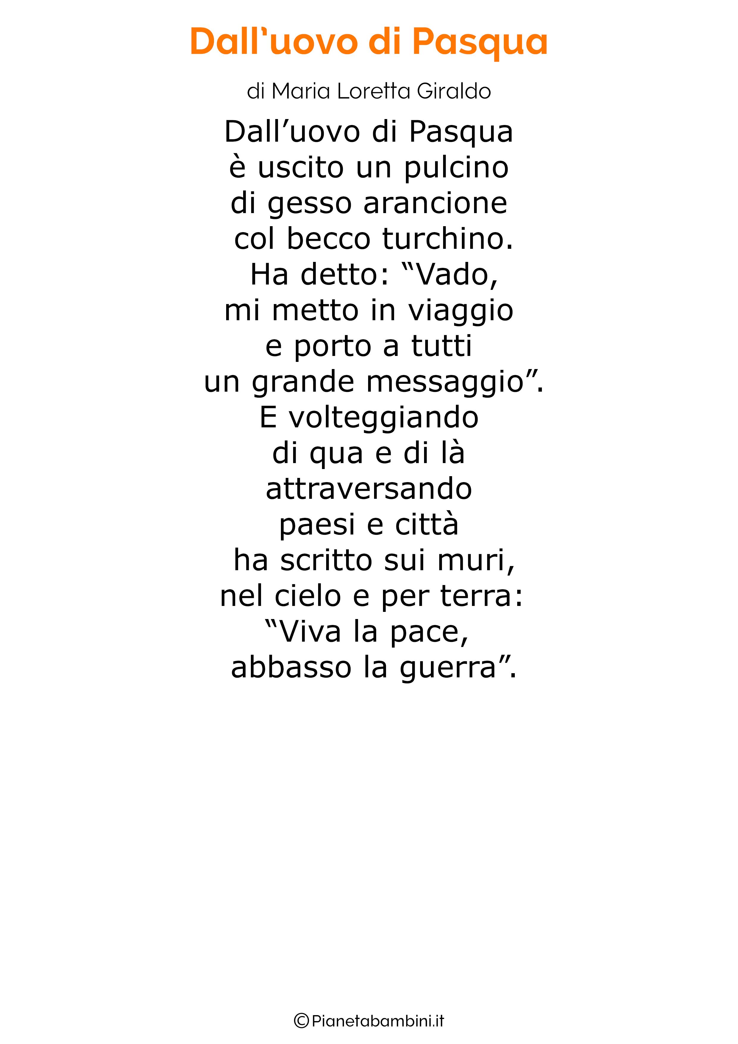 Poesia di Pasqua 41