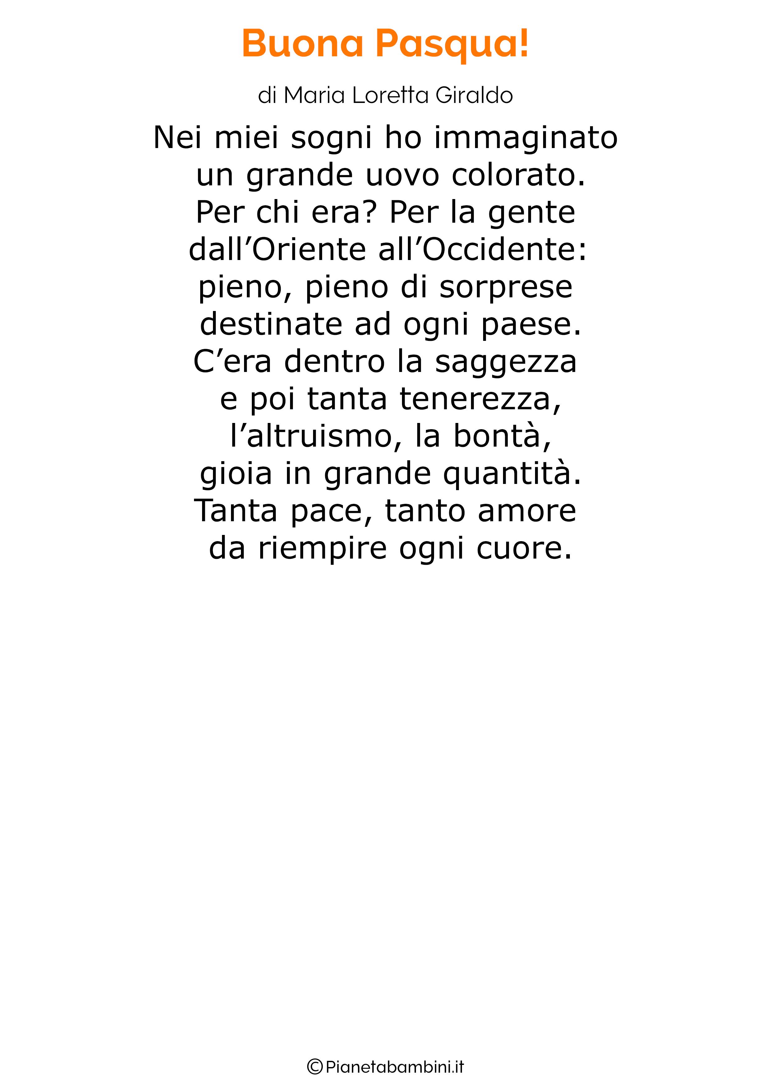 Poesia di Pasqua 42