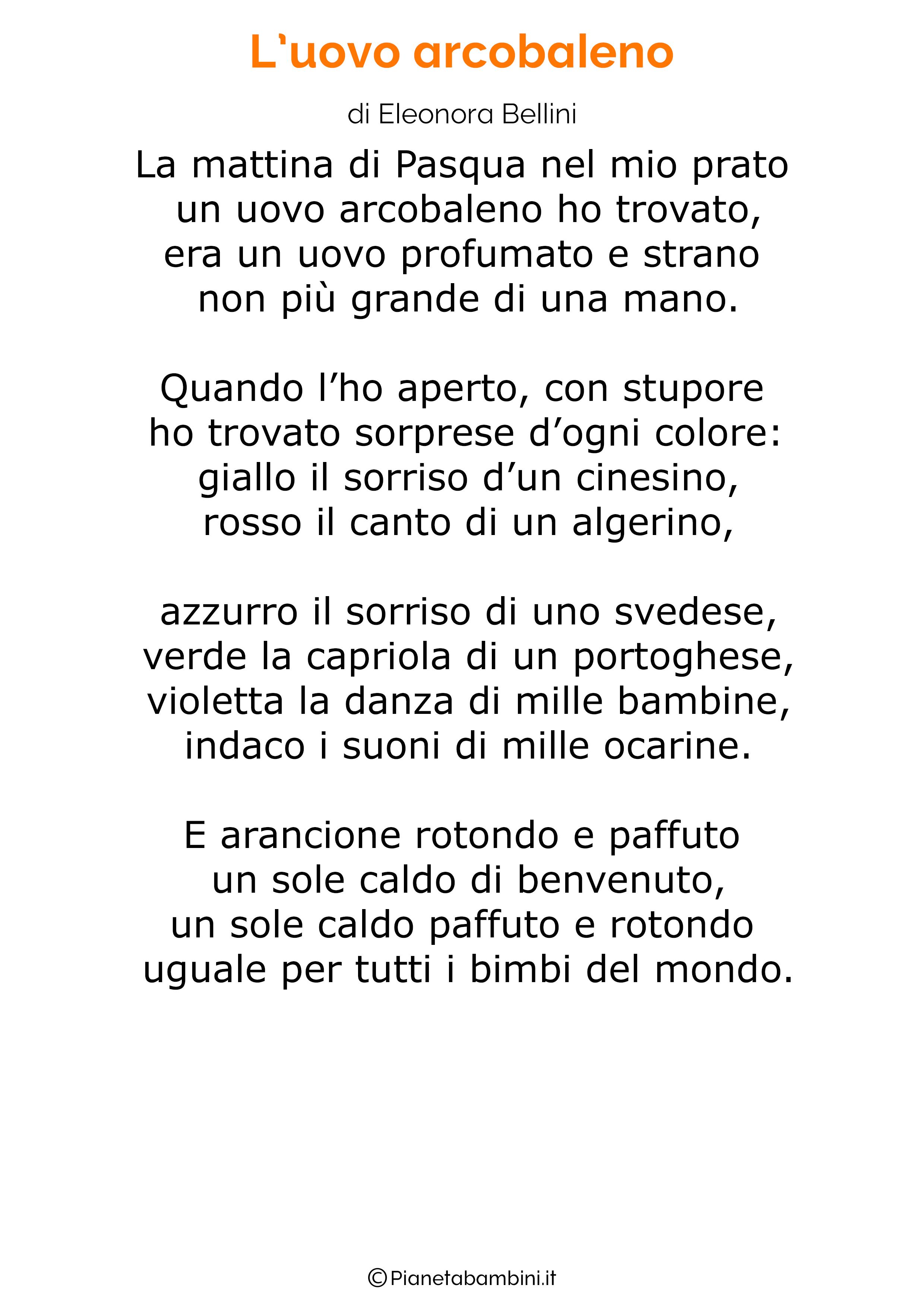 Poesia di Pasqua 43