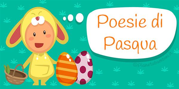 45 Poesie Di Pasqua Per Bambini Pianetabambiniit