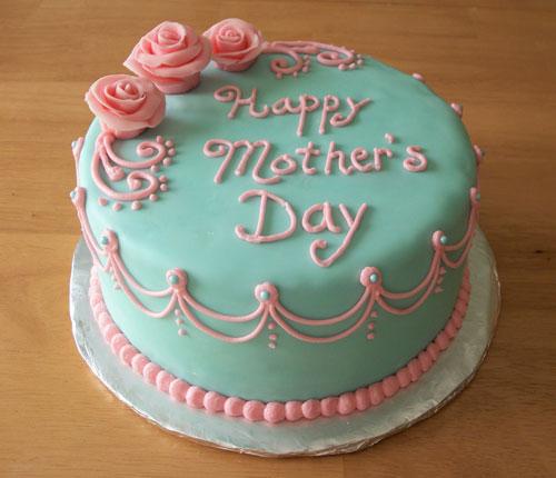 Foto della torta per la festa della mamma n. 01