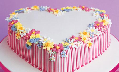 Foto della torta per la festa della mamma n. 02