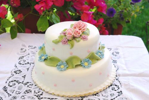Foto della torta per la festa della mamma n. 04