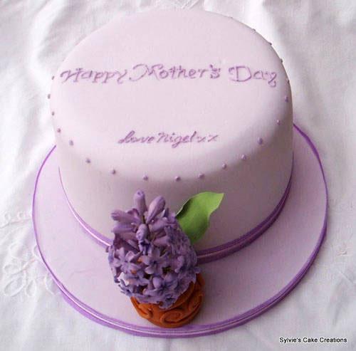 Foto della torta per la festa della mamma n. 05