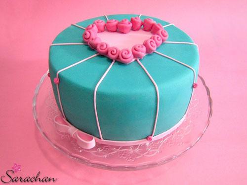 Foto della torta per la festa della mamma n. 06