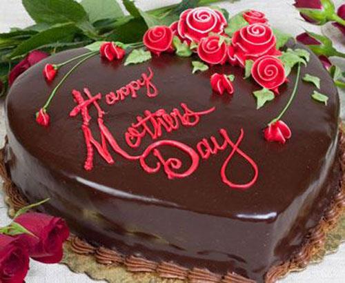 Foto della torta per la festa della mamma n. 08