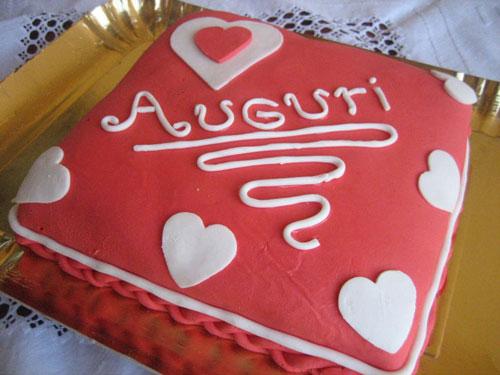 Foto della torta per la festa della mamma n. 10