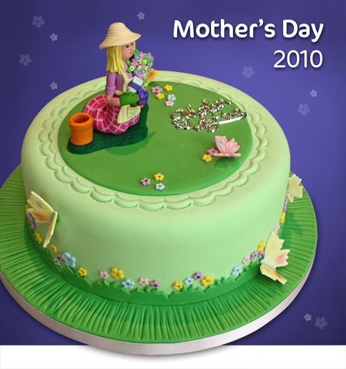 Foto della torta per la festa della mamma n. 16
