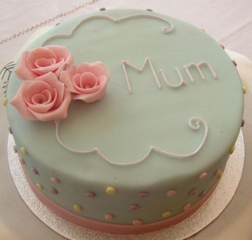 Foto della torta per la festa della mamma n. 17