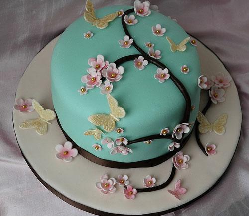 Foto della torta per la festa della mamma n. 19