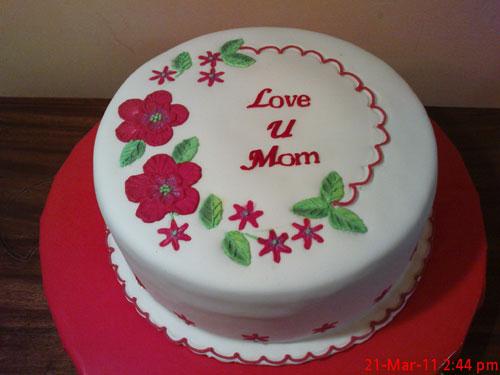 Foto della torta per la festa della mamma n. 21