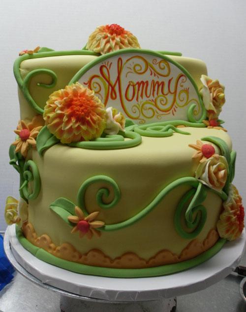Foto della torta per la festa della mamma n. 23