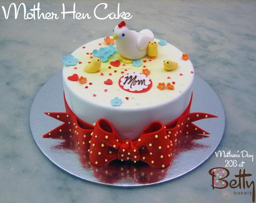 Foto della torta per la festa della mamma n. 24