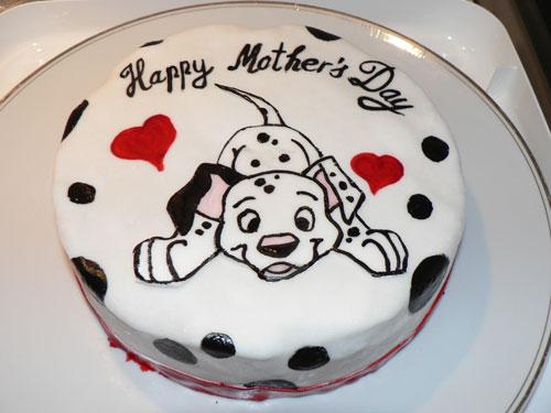 Foto della torta per la festa della mamma n. 25