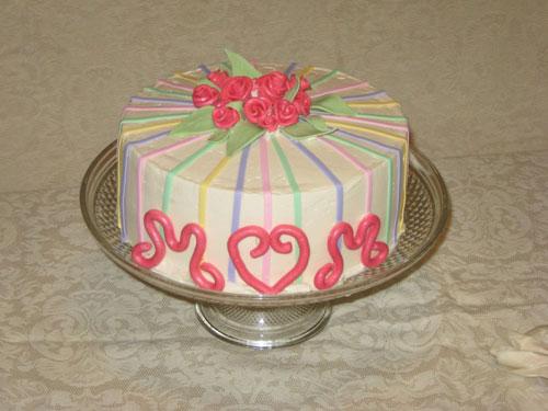 Foto della torta per la festa della mamma n. 31