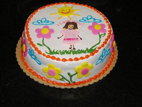 Foto della torta per la festa della mamma n. 41