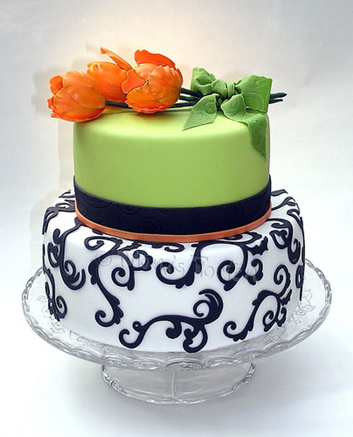 Foto della torta per la festa della mamma n. 45