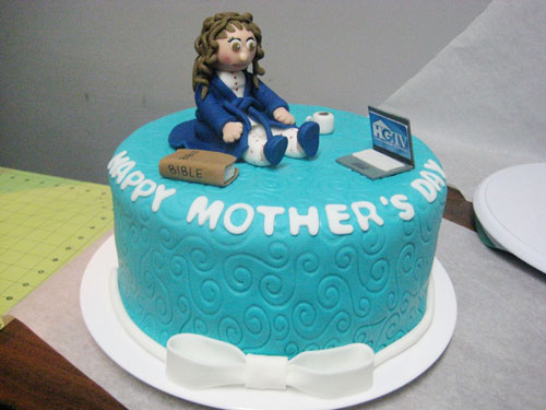 Foto della torta per la festa della mamma n. 49