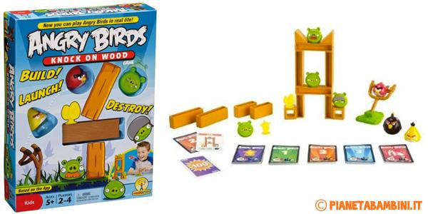 Immagine del gioco da tavolo Angry Birds