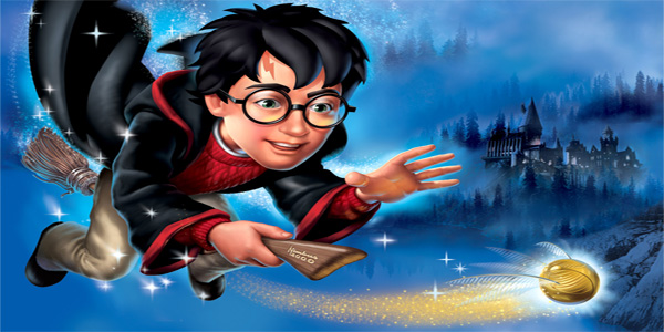 Disegni di Harry Potter da stampare e colorare