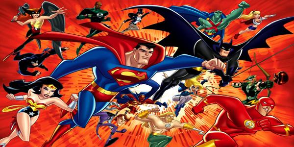 Disegni di supereroi da stampare e colorare