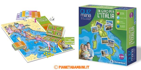 Immagine del gioco di società In Giro Per L'Italia