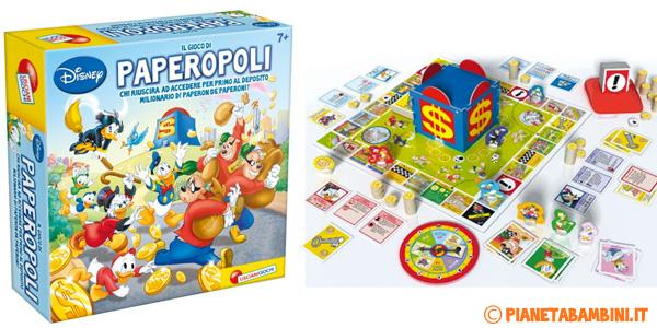 Immagine del gioco di società Paperopoli